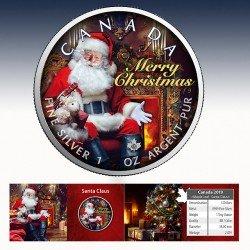 """1 x 1 oz Silber 1$ Canada """"Maple Leaf..."""