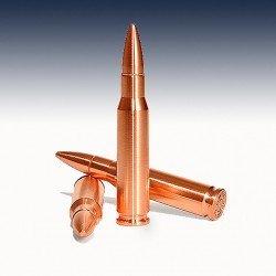 """1 x 2 Oz Copper """"Bullet 308 (7.62 NATO)"""""""