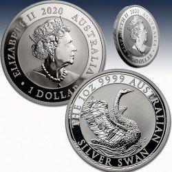 copy of 1 x 1 $ Silbermünze...