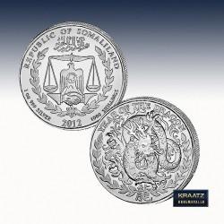 1 x 1 oz Silber 1000 SH...