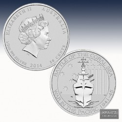 1 x 1/2 Oz Silbermünze 2$ Canada...
