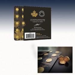 25 x 1 Gramm 0,50 $ Gold-Tafelbarren...