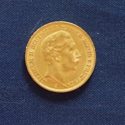 1 x 20 Mark Goldmünze Kaiserreich...