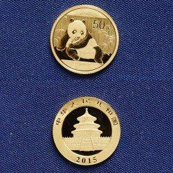 "1 x 1/10 Oz Goldmünze 50 Yuan ""China..."