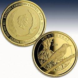 1 x 1 oz Goldmünze 10$ Emerald Isle...