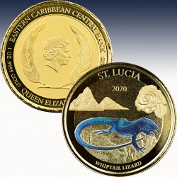 1 x 1 oz Goldmünze 10$ Eastern...