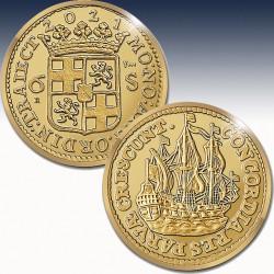 "1 x 1 oz Goldmünze ""Netherlands Gold..."