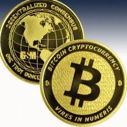 1 x 1 oz Gold Round Golden State Mint...