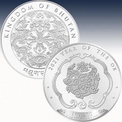 1 x 1 oz Silber 200 NU Kingdom of...