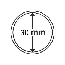 "1 x 1 Münzkapsel ""GOLD"" Maple Leaf 30mm"
