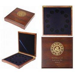 """1 x 1 Münzbox GOLD """"Lunar II"""" für 12..."""